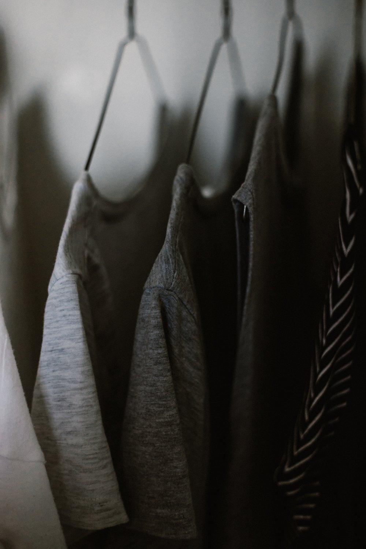 Med måttanpassade garderober går det enkelt att få optimal förvaring för kläder och annat